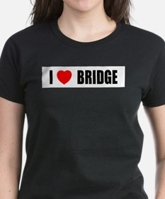 I Love Bridge Tee