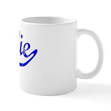 Carlie Vintage (Blue) Coffee Mug