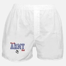 army aunt Boxer Shorts