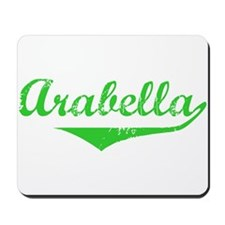 Arabella Vintage (Green) Mousepad