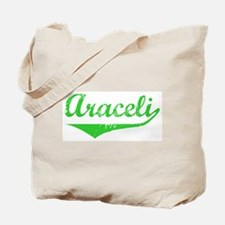 Araceli Vintage (Green) Tote Bag