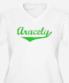 Aracely Vintage (Green) T-Shirt