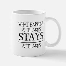 STAYS AT BLAKE'S Mug