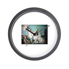 Absolutely Breathe-Taking Rel Wall Clock