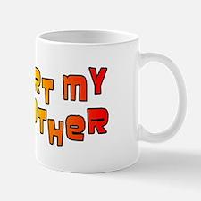 I Support My Gay Brother Oran Mug