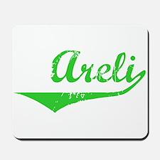 Areli Vintage (Green) Mousepad