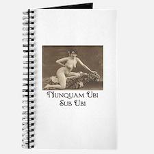 Nunquam Ubi Sub Ubi Journal