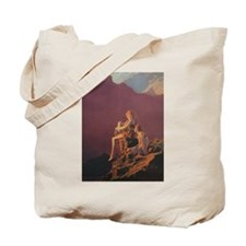 Contentment Tote Bag