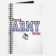 army grandma Journal