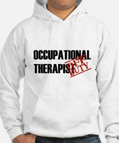 Off Duty Occupational Therapi Hoodie
