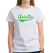 Arielle Vintage (Green) Tee