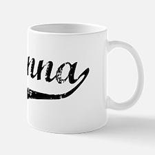Bryanna Vintage (Black) Mug