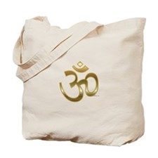 Cute Om Tote Bag