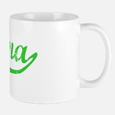 Aryana Vintage (Green) Mug