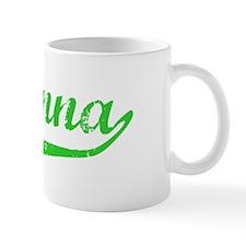 Aryanna Vintage (Green) Mug