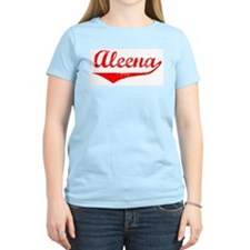 Aleena Vintage (Red) T-Shirt