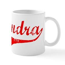 Alejandra Vintage (Red) Mug