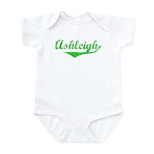 Ashleigh Vintage (Green) Onesie