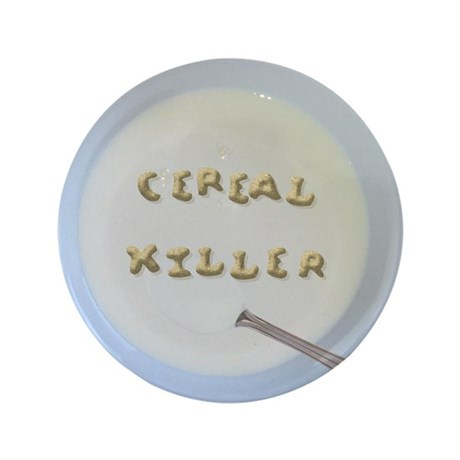 "Cereal Killer 3.5"" Button"