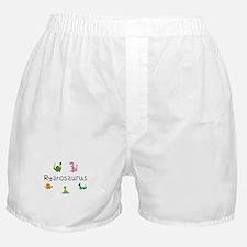 Ryanosaurus  Boxer Shorts