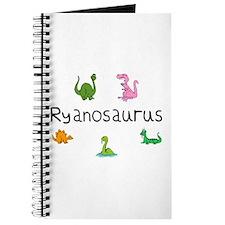 Ryanosaurus Journal