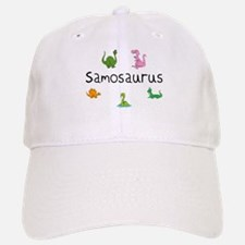 Samosaurus Baseball Baseball Cap