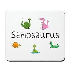Samosaurus Mousepad
