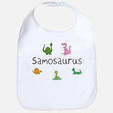 Samosaurus Bib