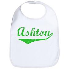 Ashton Vintage (Green) Bib