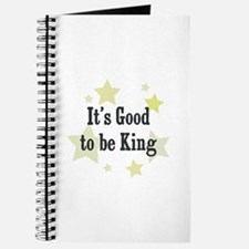It's Good to be King Journal