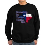 Texas Sweatshirt (dark)