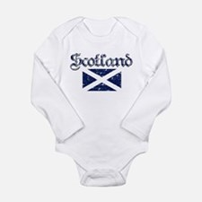 Scottish Flag Body Suit