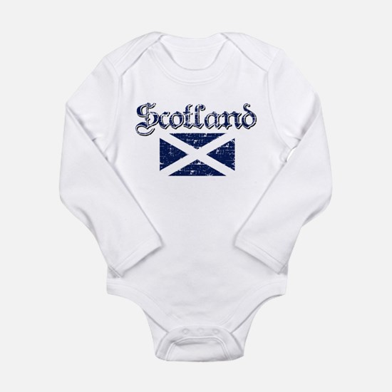 Scottish Flag Body Suit