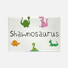 Shawnosaurus Rectangle Magnet