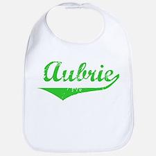 Aubrie Vintage (Green) Bib