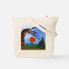 Shar Pei In Wonderland Tote Bag
