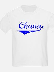 Chana Vintage (Blue) T-Shirt