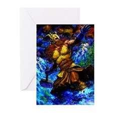THOR AGAINST FROST GIANTS Greeting Crds (Pk of 10)