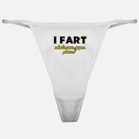 ifart.png Classic Thong