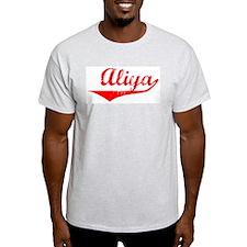 Aliya Vintage (Red) T-Shirt