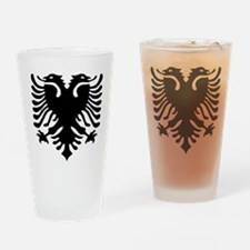 albanian_eagle.png Drinking Glass