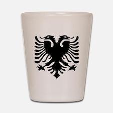 albanian_eagle.png Shot Glass