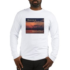 Heaven Here and Now - Square Long Sleeve T-Shirt