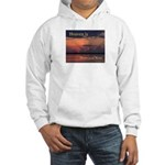 Heaven Here and Now - Square Hooded Sweatshirt