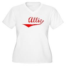 Allie Vintage (Red) T-Shirt