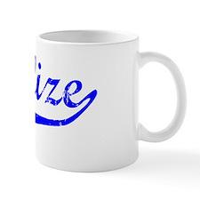 Charlize Vintage (Blue) Mug