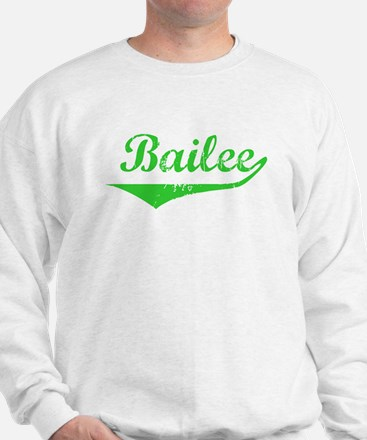 Bailee Vintage (Green) Sweater