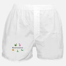 Xavierosaurus  Boxer Shorts