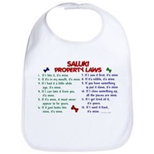 Saluki Property Laws 2 Bib