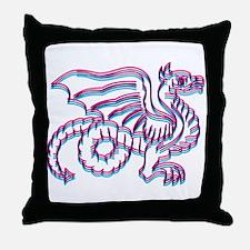 Sweet Dragon Throw Pillow